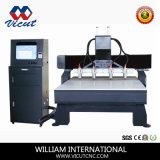 Cabeça de múltiplos gravura CNC máquina para a porta (VCT-1518W-4H)