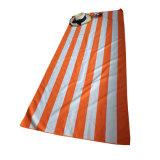 De grote Zwemmende Handdoek van Microfiber van de Strook van de Grootte