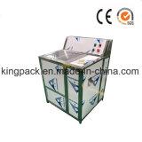 Fabrik-Preis-halbautomatische 5 Gallonen-Flaschen-Waschmaschine