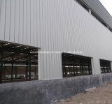 Galvanizado o pintado Anti-Rust Edificio de estructura de acero