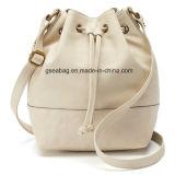 Life Bucket PU Handbag with You Everywhere e seja mãos livres em todos os tempos