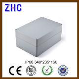 De matrijs Gegoten van het Aluminium van de Bijlage 160*100*65 Bijlage van het Project van het mm- Aluminium