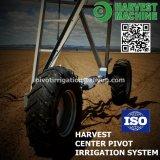 Machines d'irrigation de pivot central fixe