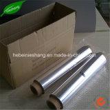 Papier d'aluminium remplaçable du papier d'aluminium 9mic de four