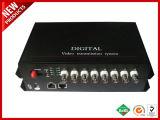 12 В постоянного тока 8-канальный мультиплексор видео передача видеосигнала для систем контроля мощности