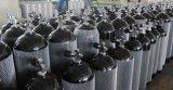 Cilindros de oxigênio de alumínio médicos (CGA540-type)
