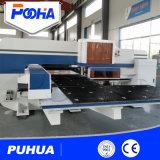 シート・メタルの穴CNCのタレットの穿孔器出版物機械価格