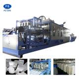 Plastikvakuum, das Maschine für die Herstellung des PS-Schaumgummi-Mittagessen-Kastens bildet
