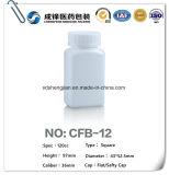 Bottiglie della capsula dell'HDPE e bottiglia di plastica della medicina