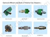 Medizinische Gas-Adapter