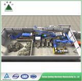 Installation de triage d'ordures urbaines automatiques, installation de triage de Msw
