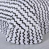 중국제 늦게 디자인 고품질 100%년 면 침구 누비이불 덮개 세트