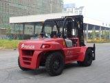 10ton verzet me tegen Diesel van het Saldo Vorkheftruck met Motor Isuzu