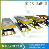 La Cina ha personalizzato il rullo idraulico 5ton Scissor la Tabella di elevatore