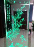 صناعيّة مركز تجاريّ زخرفة [3د] زجاج داخليّة ليزر [إنغرفينغ مشن]