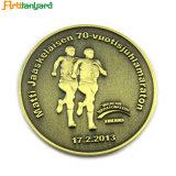 Металлические конструкции клиента вызов монеты