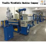 Línea de alta velocidad de la máquina de la protuberancia de cable del Teflon