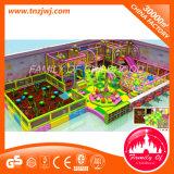 Matériel mou d'intérieur commercial de cour de jeu d'usine de Guangzhou pour le gosse