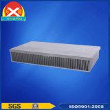 Dissipador de calor do perfil de alumínio extrudido com elevada potência de dissipação de calor