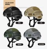 Prueba de balas militares casco / militares estadounidenses cascos chalecos de Kevlar de Nivel III.