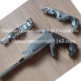 トラックの部品またはアルミニウム鍛造材のための鋼鉄またはアルミニウムまたは真鍮の鍛造材