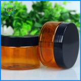 毛のコンディショナーのための工場供給の円形のプラスティック容器
