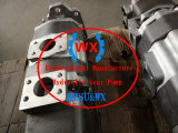 705-53-42010---Japão Komatsu Bomba de engrenagens hidráulica da pá carregadeira de rodas Ass'y