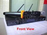 DC-One Profesional de alta calidad sin cable / inalámbrico micrófono de mano