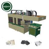 Vaatwerk die van de Pulp van Hghy het Witte Gevormde Machine van het Pakket van de Opschik van de Pulp van de Machine de Vormende maken