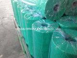acoplamiento Álcali-Resistente de la fibra de vidrio de 145g 4X4m m para los materiales de construcción
