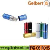 USB Flash&#160 di Keychain del metallo; Memoria con il vostro marchio