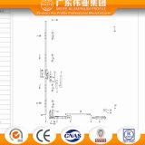 Elevador do preço básico da fábrica e porta de alumínio chineses da corrediça