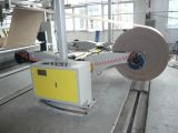 3 Schicht-gewölbter Kasten, der Zeile Maschine bildet