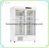refrigerador médico de 2 a 8 graus para manter a medicina
