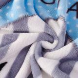 Coperta di Flecee Minky della flanella della coperta della manovella di Sherpa