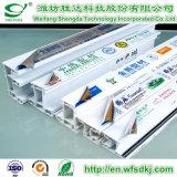 PE/PVC/PET/BOPP/PP Film protecteur pour profilé en aluminium/aluminium brossé/la plaque de profil
