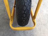 Kruiwagen de van uitstekende kwaliteit van het Wiel Wb6404h met Wiel 4.00-8