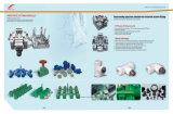 Moulage en plastique de PPR/CPVC/PVC Injction d'éprouvette de plastique de 4 cavités