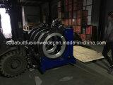Sud800hのPEのバット融接機械