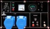красная супер молчком тепловозного генератора 3kw Air-Cooled и розово