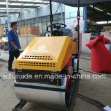 1000kg de Wegwals van de diesel Baby van de Trilling voor het Samenpersen van het Asfalt (fyl-890)