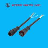 UL/Ce/RoHSは女性の自動ワイヤーコネクターに4つのPinの男性を承認した