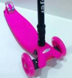 Mini plegable única placa niños bebé scooter