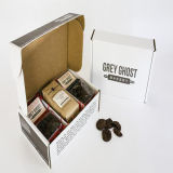 изготовленный на заказ<br/> пустой магнитных чай подарочный набор .