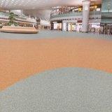 Pavimentazione non direzionale omogenea del vinile del PVC