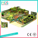 2018 Tema Florestais Norma Ce crianças playground coberto Programável Equipamento (HS14101)