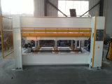 Prensa caliente hidráulica de 100 toneladas para el funcionamiento de la madera contrachapada