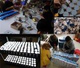 Pièces d'ampoule de l'usine DEL de la Chine avec 3 ans de garantie