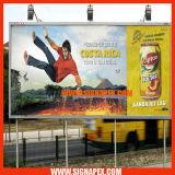Огнестойкий плакатный баннер