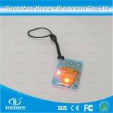Modifica riutilizzabile dell'epossidico RFID NFC con l'indicatore luminoso del LED